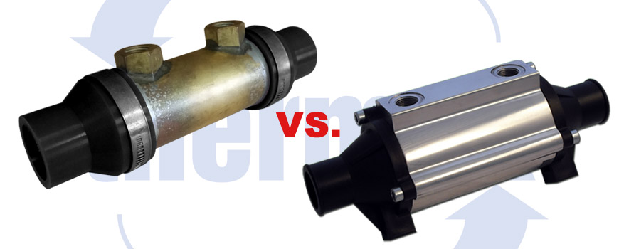 Gearbox Oil Cooler Comparison