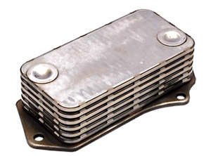 Brazed Plate Oil Cooler